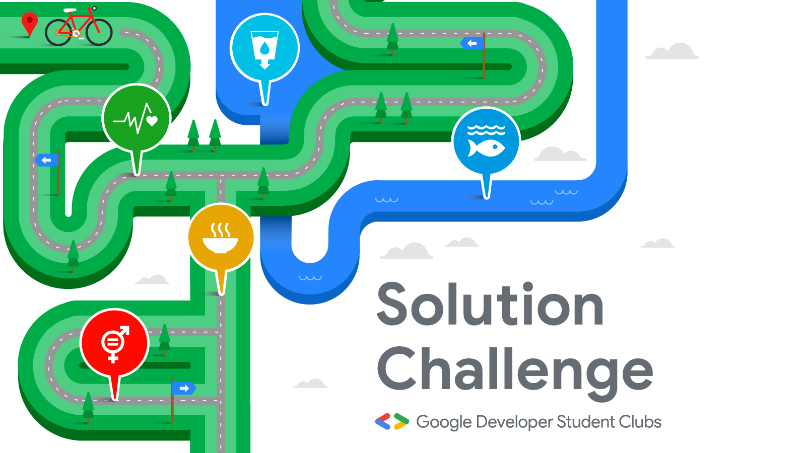 Google Solution Challenge for University Students