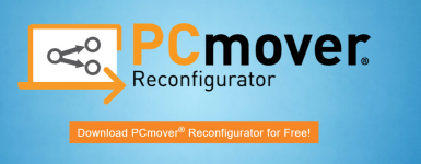 PCmover Reconfigurator tool